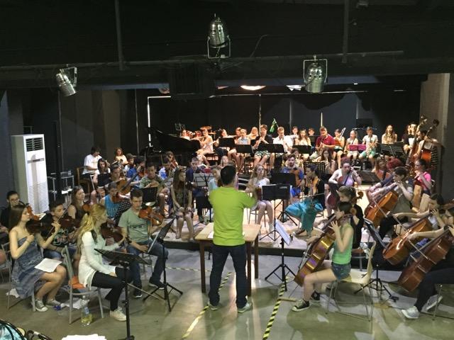 L'Orchestra Giovanile del Garda